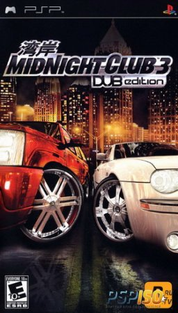 Midnight Club 3: DUB Edition [ENG] [RePack]