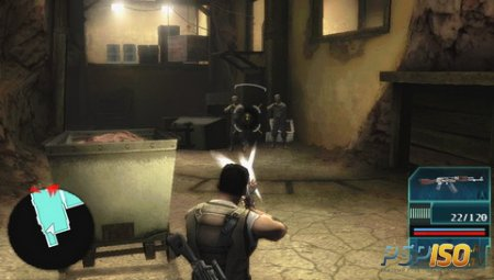 Syphon Filter: Logans Shadow [RUS] [RePack]