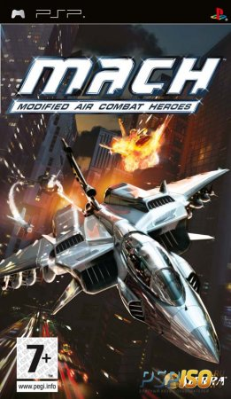 M.A.C.H. Modified Air Combat Heroes [RUS] [RePack]