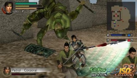 Dynasty Warriors Vol. 2 [ENG] [RePack]