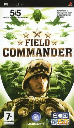 Field Commander [RUS] [RePack]