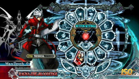 BlazBlue: Continuum Shift II [EUR]