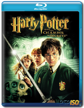 ����� ������ � ������ ������� / Harry Potter and the Chamber of Secrets [HDRip]