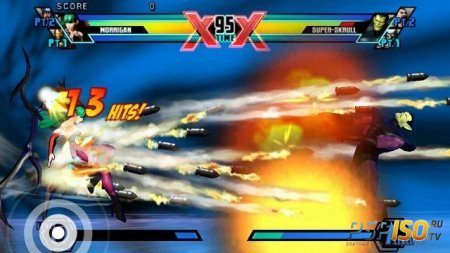 Ultimate Marvel VS Capcom 3 - ����� ��������� � �����������