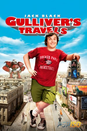 ����������� ��������� / Gulliver's Travels [DVDRIP]