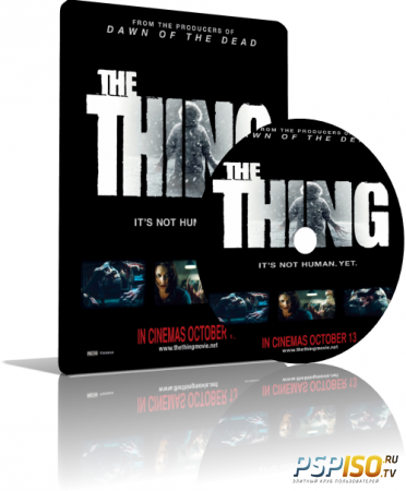Нечто | The Thing (2011) [DVDRip]