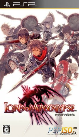 Lord of Apocalypse [JPN/ENG]