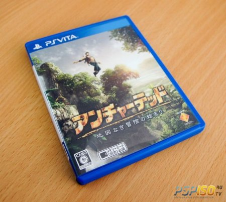 Uncharted: Golden Abyss - ������ ������ ����������