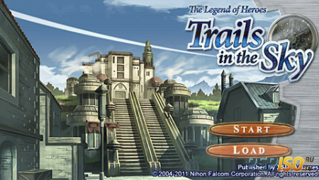 The Legend of Heroes: Trails in the Sky [EUR]