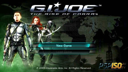 G.I. Joe: The Rise of Cobra [ENG] [Rip]