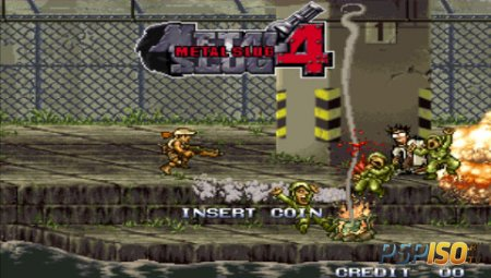 Metal Slug Anthology [ENG] [Rip]