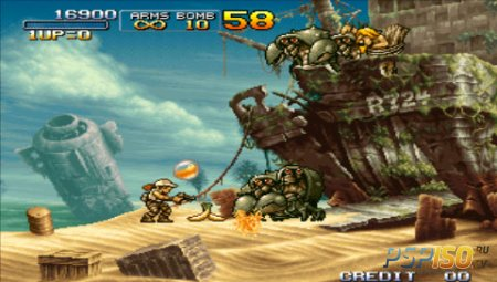 Metal Slug Anthology [ENG] [FULL]