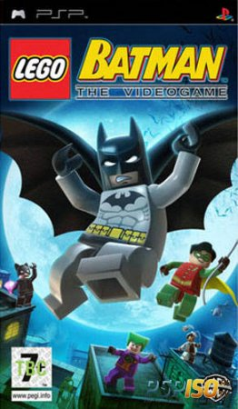 LEGO Batman: The Videogame [ENG] [Rip]