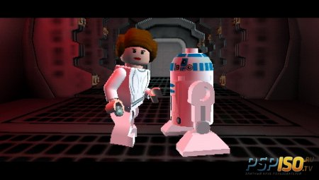 LEGO Star Wars II: The Original Trilogy [ENG] [Rip]