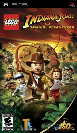 LEGO Indiana Jones: The Original Adventures [ENG] [Rip]