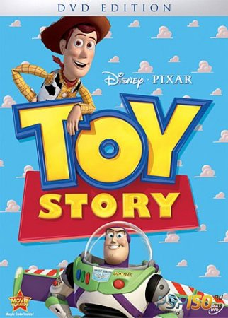 ������� ������� / Toy Story [DVDRip]