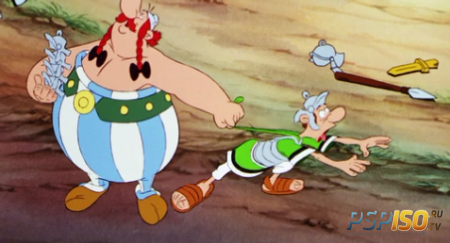 �������� ����������� ������� | Asterix in America (1994) [HDRip]