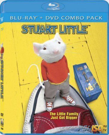 ������ ����� / Stuart Little [HDRip]