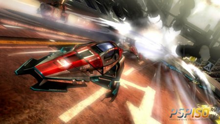 Wipeout 2048 - ����� ���������