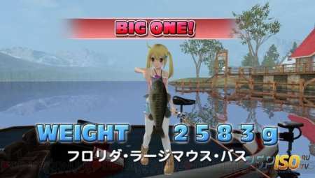 Let's Try Bass Fishing Fish On Next - новые скриншоты
