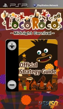 Loco Roco: Midnight Carnival - Official Strategy Guide [EUR]