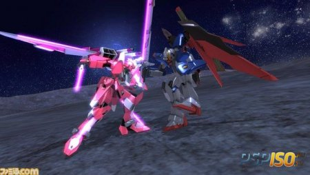 Mobile Suite Gundam Seed Destiny - выйдет на PSVi
