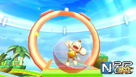 Super Monkey Ball: Banana Splitz - новый трейлер