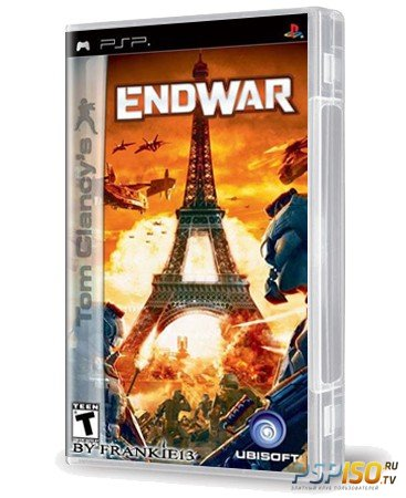 Tom Clancy's EndWar [RUS] [RePack]