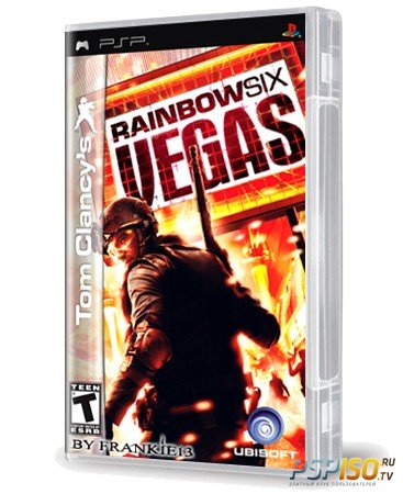 Tom Clancy's Rainbow Six: Vegas [ENG] [RePack]