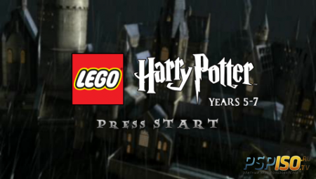 LEGO Harry Potter: Years 5-7 [RUS/EUR]