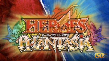 Heroes Phantasia - интро