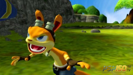 Jak and Daxter: The Lost Frontier [RUS] [RePack]