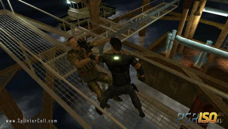 Tom Clancy's Splinter Cell: Essentials [ENG] [RePack]