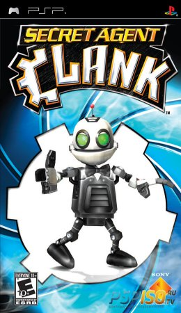 Secret Agent Clank [ENG]