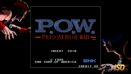 P.O.W. - Prisoners of War [EUR]