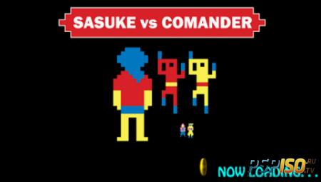 Sasuke vs. Commander [EUR]