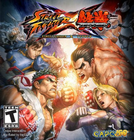 Street Fighter X Tekken - ���������� � ����������