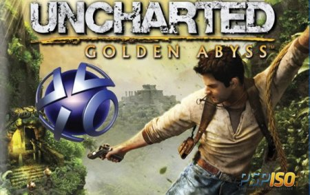 Uncharted: Golden Abyss не дешевле в PSN