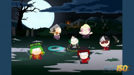 South Park: The Game ��� �� �������. ������ �����.
