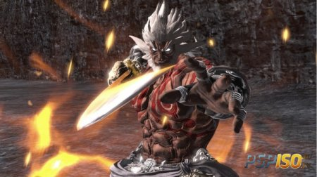 Кадры из Asura's Wrath