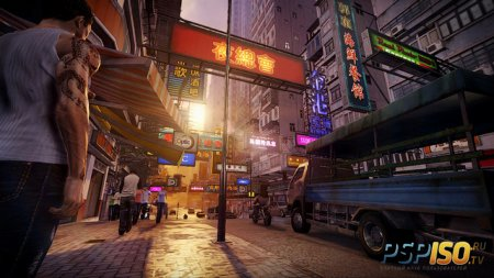 ������ ������: Sleeping Dogs