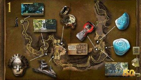 Treasure Map Pack для UNCHARTED: Golden Abyss уже в эту среду