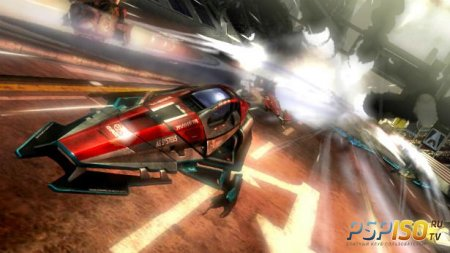 MagicBox: Wipeout 2048 ��� PS Vita-������������ ��������.