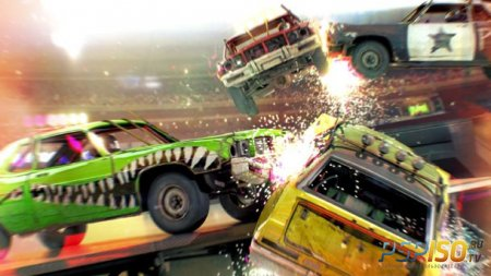 ����� ������� DiRT Showdown