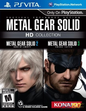 ������-������������ ���� ��� Metal Gear Solid HD Collection