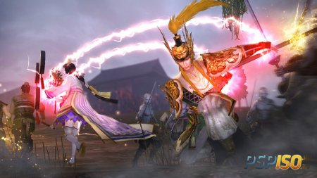 Релиз игры Warriors Orochi 3