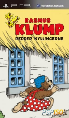 Rasmus Klump is Saving the Chickens [DAN/EUR]