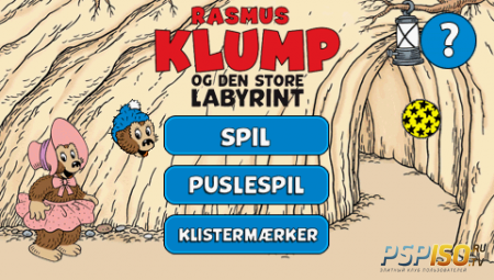 Rasmus Klump and the Big Maze [DAN/EUR]