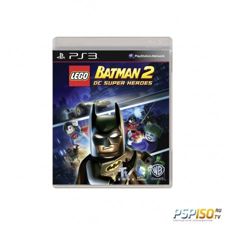 LEGO Batman 2: DC Super Heroes  - ����������� ���� ���