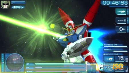 Mobile Suit Gundam: Seed Battle Destiny - новые скриншоты